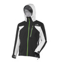 Eider Target Aero Jacket Men black white